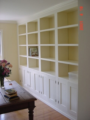 Built In Bookcases Doggonehandy